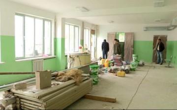 Депутаты вновь заговорили о капитальном ремонте школ