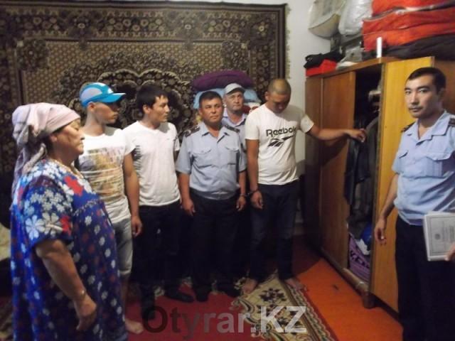Миллион тенге украл чабан в Шардаре из дома своего знакомого