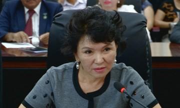 Рашкуль Оспаналиева назначена новым председателем Совета матерей ЮКО