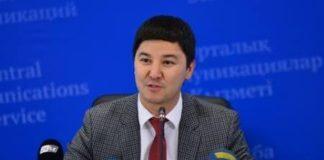 Данат Жумин назначен внештатным советником акима Шымкента