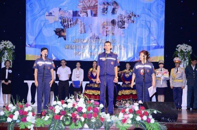 Прошел областной конкурс среди госслужащих «Государственный язык – на государственной службе»