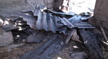 Последствия после пожара