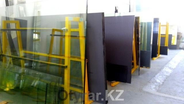 Продукция стекольного цеха пользуется спросом в Таразе и Кызылорде