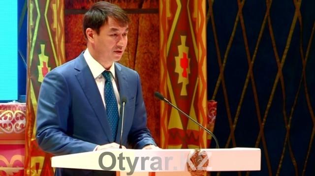 Дархан Сатыбалды Первый заместитель акима ЮКО