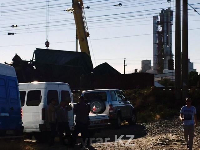 Благодаря грамотным действиям машиниста, в аварии на железной дороге жертв удалось избежать