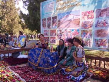 Народ Южного Казахстана отметил День языка, культуры и традиций узбеков