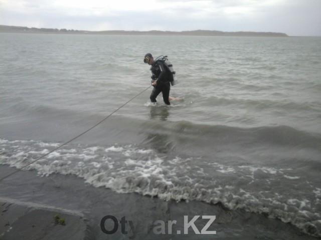 """На """"Серебряном пляже"""" в Шардаре утонул мужчина"""