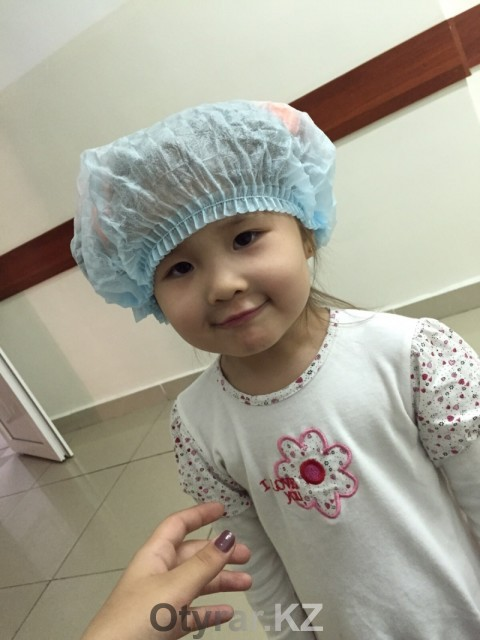 Аяна Айару 3 года. (Фото из семейного архива)