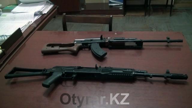 В Шымкенте задержали стрелявшего во время свадебной гулянки