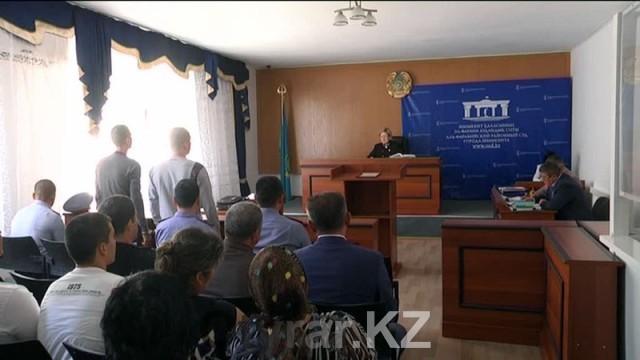 Началось слушание по обвинению шымкентского бизнесмена Бахытбека Нурманова