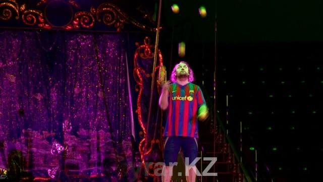 Впервые в Шымкенте - цирк на воде