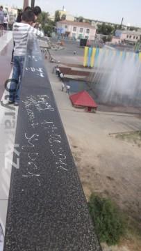 15 МРП — штраф за вандализм