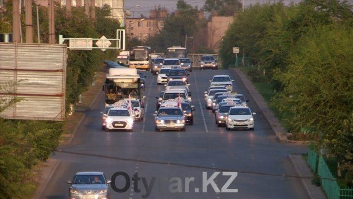 Новое необычное такси появилось в Шымкенте