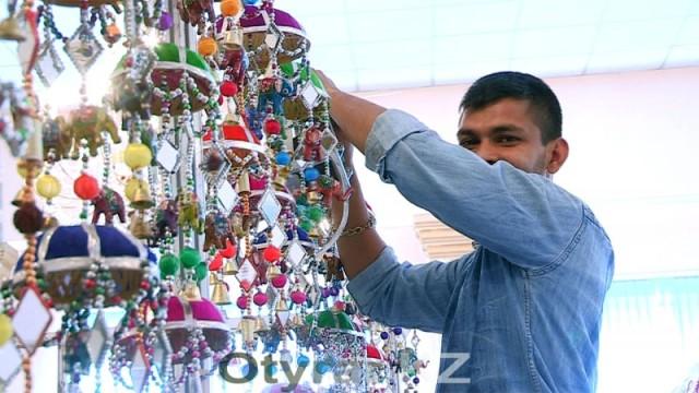 Выставка-продажа индийских товаров в Шымкенте