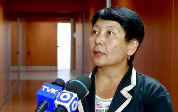 Айнагуль Куатбаева, начальник отдела эпидмониторинга Научно-практического центра санитарно-эпидемиологической экспертизы и мониторинга