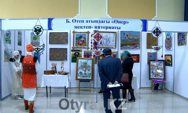 Прикладники со всего Казахстана поборолись в Шымкенте за звание лучшего