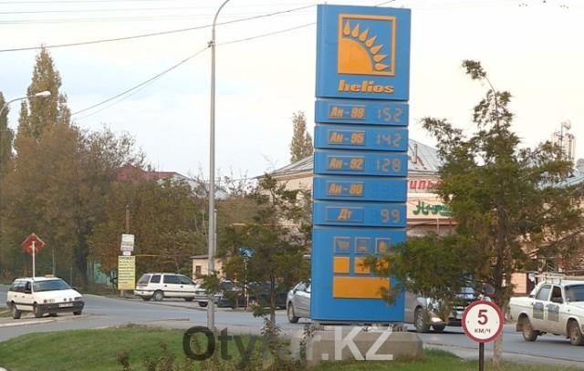 В Шымкенте подорожал бензин, но это уже никого не смутило
