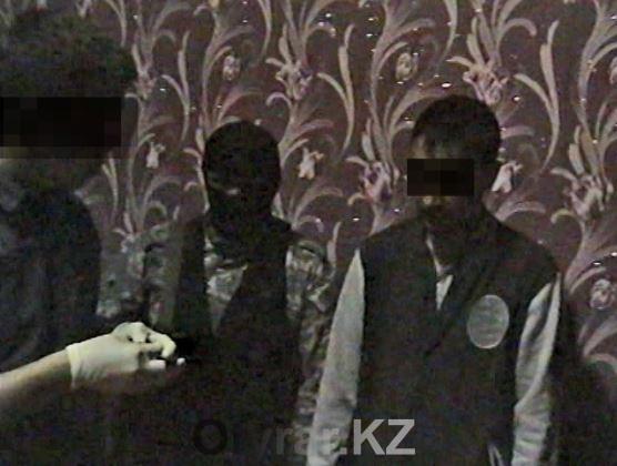 Гражданин Кыргызстана хотел продать 5,5 кг героина