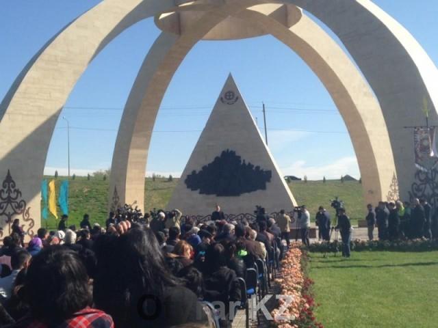В Шымкенте торжественно открыли этно-исторический комплекс «Қазына»
