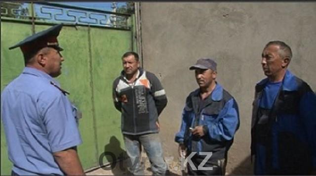 В ЮКО за 5 дней выявлены около 2000 нарушителей-нелегалов