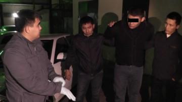 Вооруженная огнестрельным оружием молодежь задержана в Шымкенте