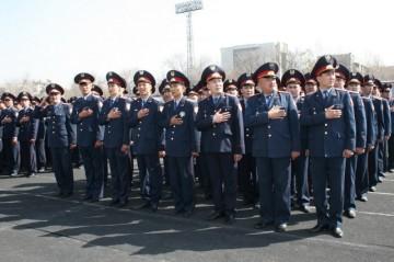 Конкурс «Парасатты полицей» в этом году пройдет в Шымкенте