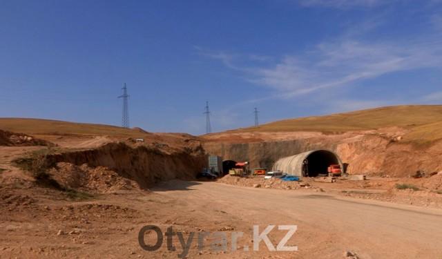 Сроки сдачи первого в Казахстане подземного тоннеля откладываются до следующего года
