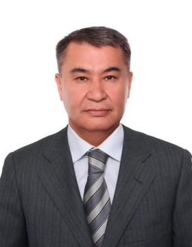 Бахтыбай Тагаев.