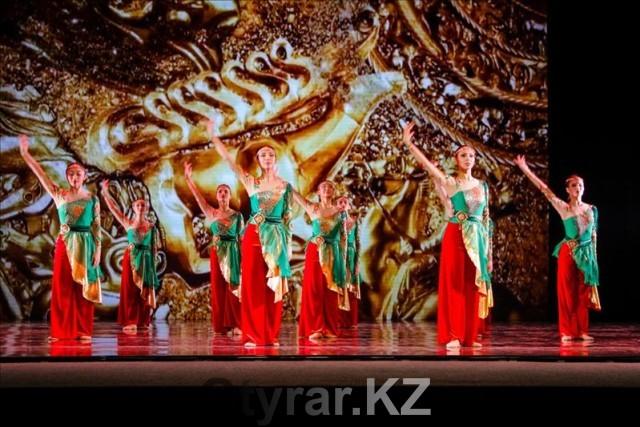"""В Шымкенте с блеском выступил """"Астана Балет"""""""