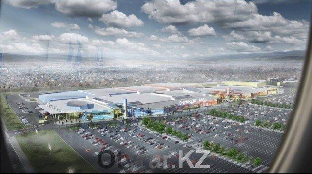 В Шымкенте появится самый большой в Казахстане торгово-развлекательный центр