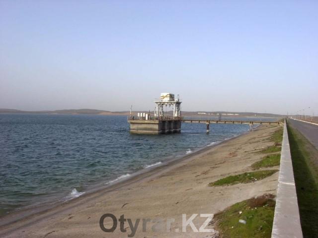 Возле Шардаринского водохранилище введут в эксплуатацию два завода