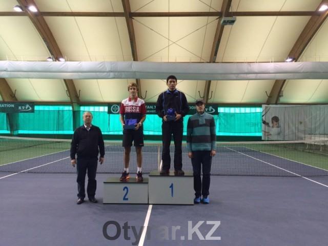 В Шымкенте завершился теннисный турнир «ITFJuniorsShymkentOpenG3»