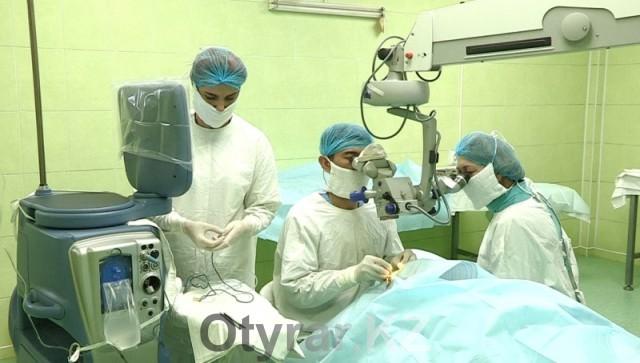 В клинике микрохирургии глаза в Шымкенте возвращают зрение (PR)