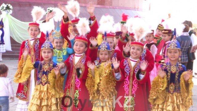В Шымкенте прошли торжества в честь Дня города
