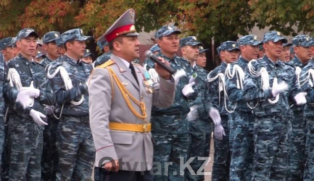 Выпускникам учебного центра МВД вручили сертификаты об окончании