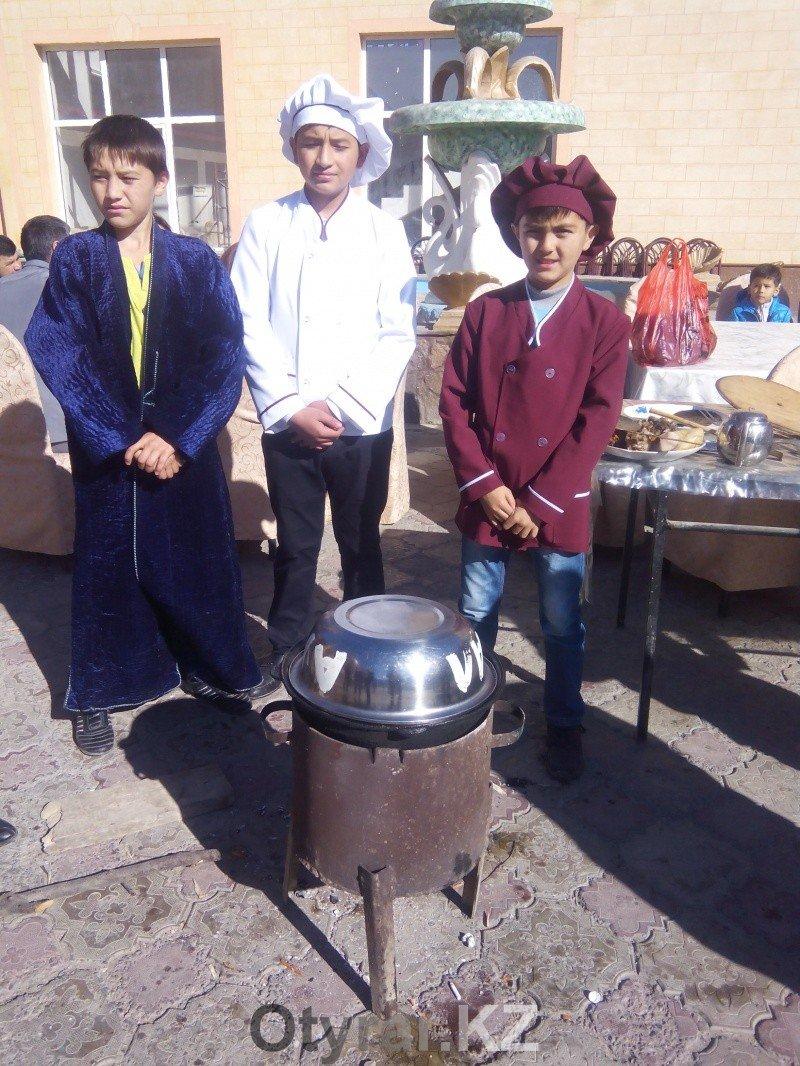 В Шымкенте прошел фестиваль плова
