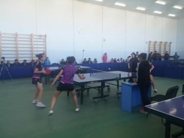В Шымкенте прошел Кубок Казахстана по настольному теннису