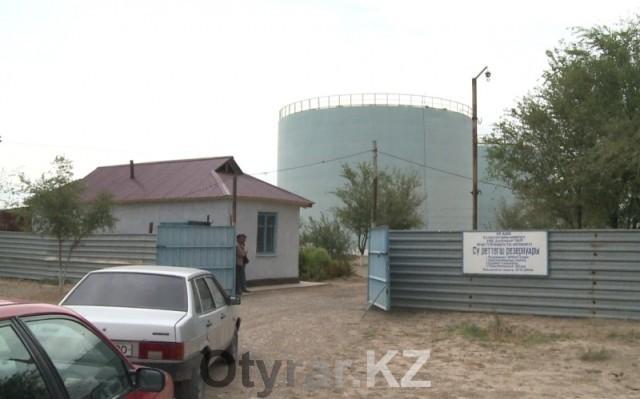 Проблемы с питьевой водой в Арыси решаются