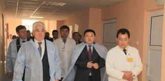 Сузакский район станет центром животноводства и атомного производства