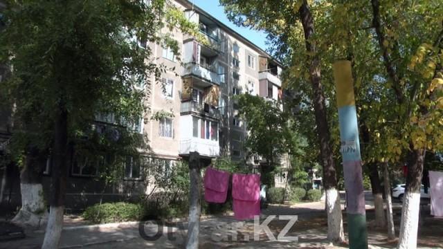 Модернизация дома в Шымкенте разделила жильцов на два лагеря