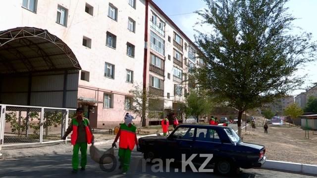 """Ко Дню города в """"Нурсате"""" решили восстановить все детские площадки"""