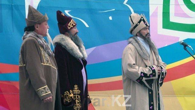 В Шымкенте отпраздновали День города. Казахское ханство