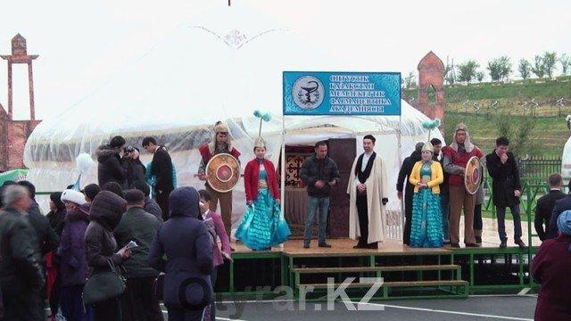 В Шымкенте отпраздновали День города