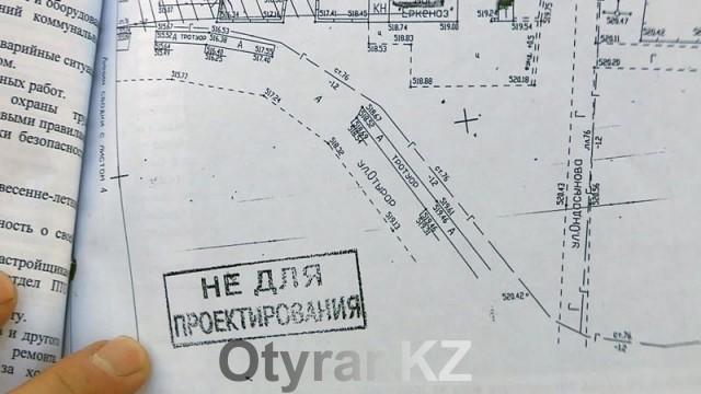 Более 50 домов на одной из улиц Шымкента будут снесены из-за нарушения санитарных норм