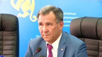 Батырша Маханов, руководитель управления ЖКХ и пассажирского транспорта ЮКО