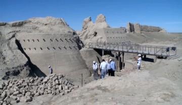 25-килограммовый клад медных монет найден в Южном Казахстане. Раскопки