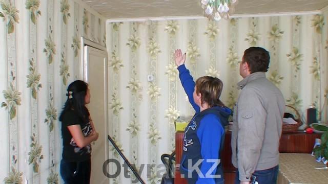Жители Ленгера в шоке от модернизации жилья