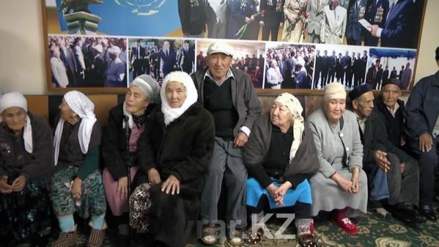 В Шымкентском профилактории замерзают пенсионеры
