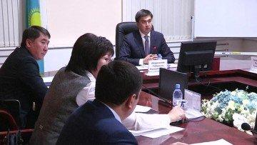 Впервые в Шымкенте проходит открытый конкурс на должность директора школы