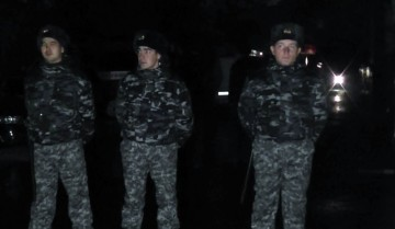 В Шымкенте эвакуировали жильцов жилого дома в связи с угрозой взрыва